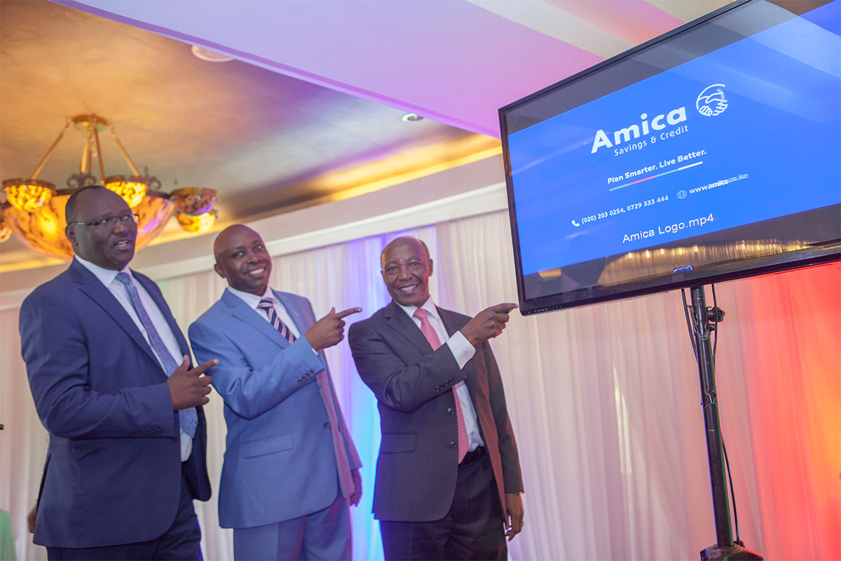 Amica Launch